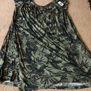 NWT old navy loose dress sz large